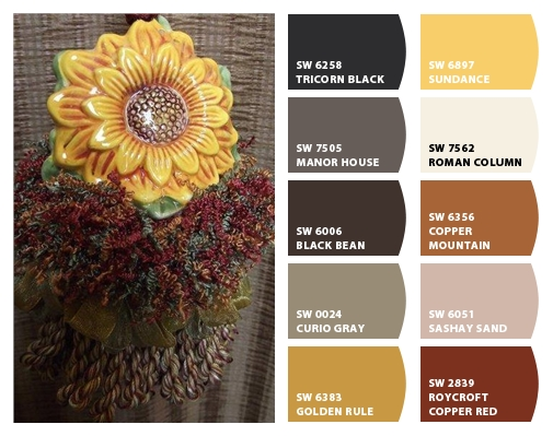 Rave Red Or Fireweed A Tool For Choosing Paint Color Design