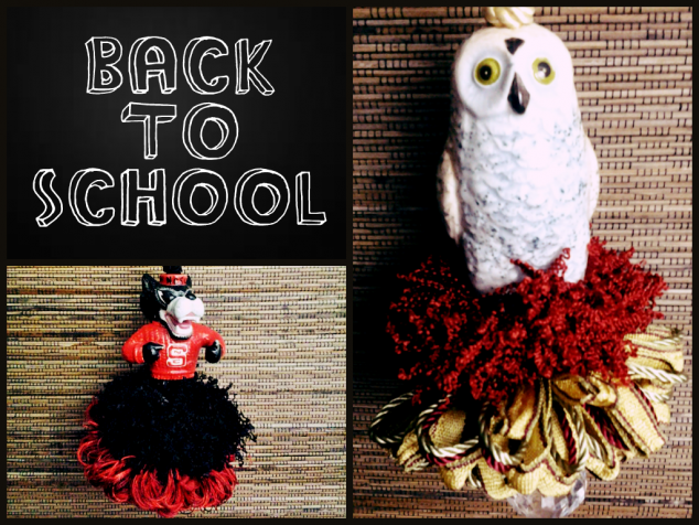 Classic Tassels and More Goes Back to School | www.classictasselsandmore.com