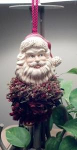 Santa Face Tassel