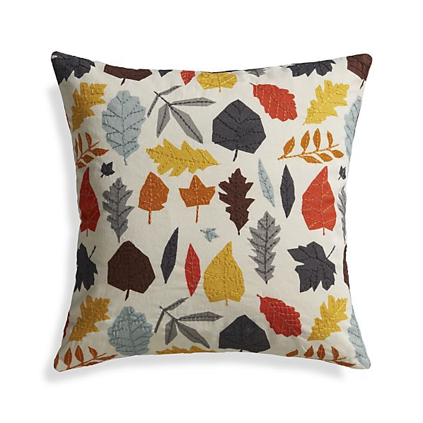 "Frappa 18"" Pillow from Crate & Barrel"