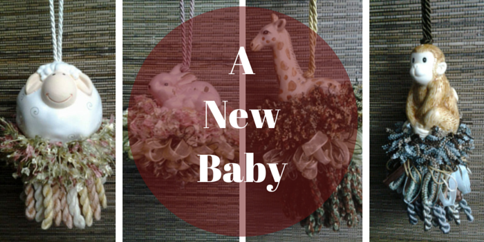 A New Baby Tassel from Classic Tassels and More