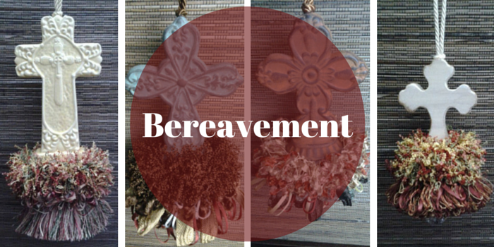 Bereavement Tassel from Classic Tassels and More