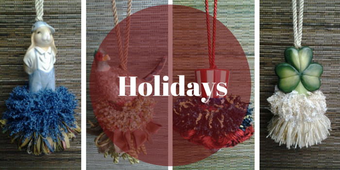 Holiday Tassel from Classic Tassels and More