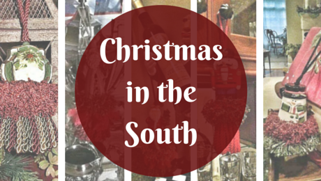 Christmas in the South | www.classictasselsandmore.com