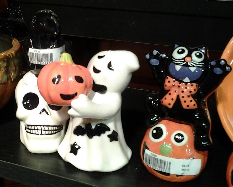 Halloween Tassel Top 2015