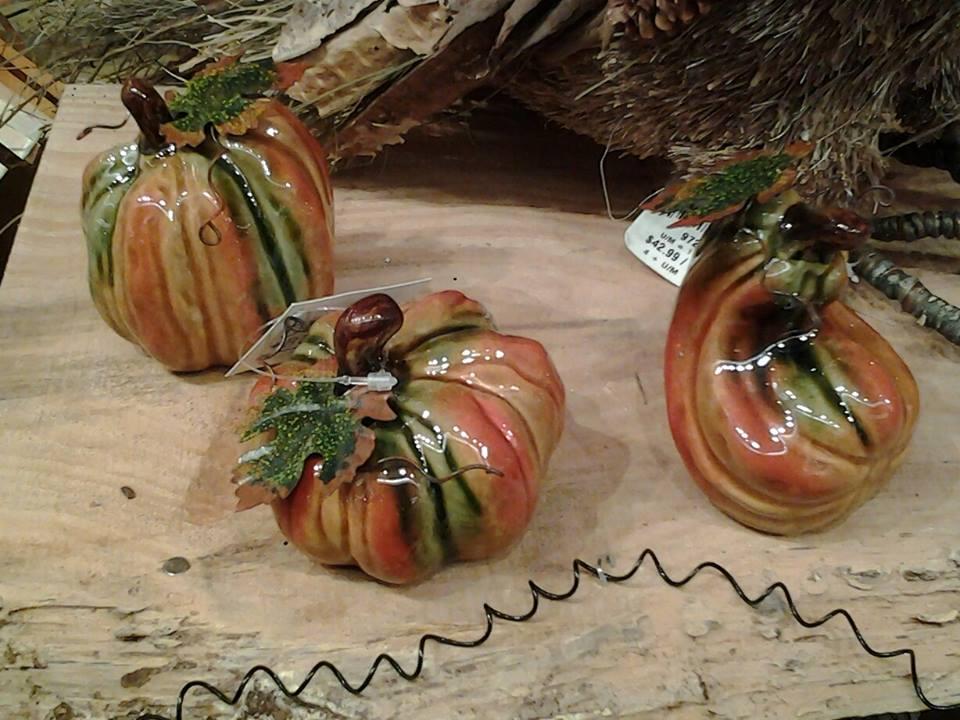 Pumpkin Tassel Top 2015