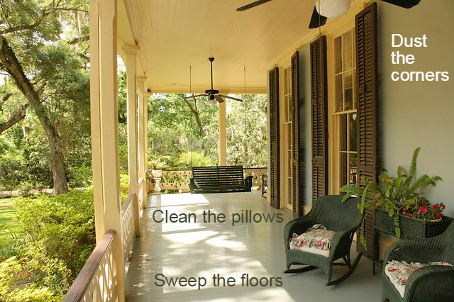 1Porch-Clean