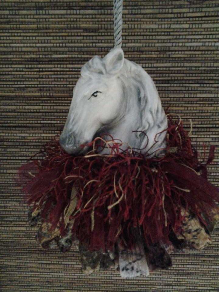 Gray Mare Tassel | $39.95 | www.classictasselsandmore.com