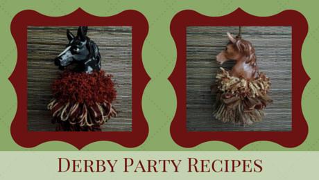 Derby Party Recipes