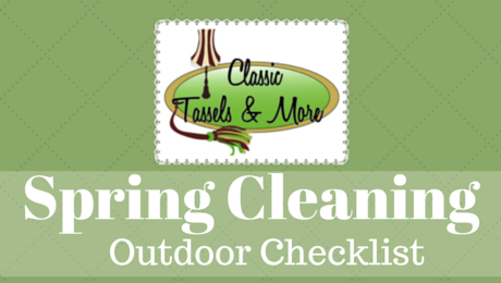 Spring Cleaning Outdoor Checklist Design Impressions
