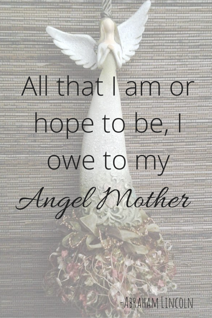Angel Tassel for Mother's Day from Classic Tassels and More