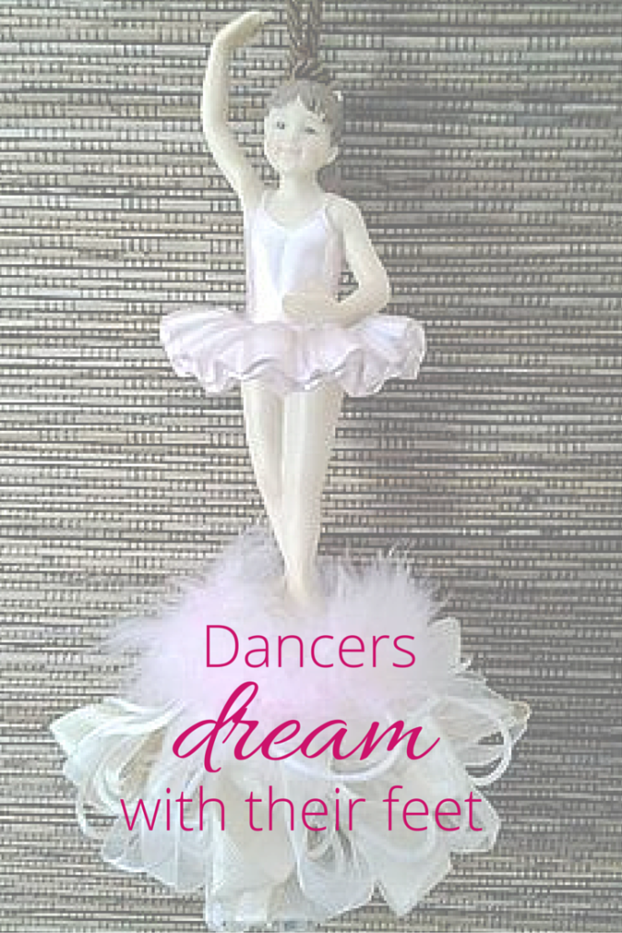 Ballerina Tassel - Dancers Dream