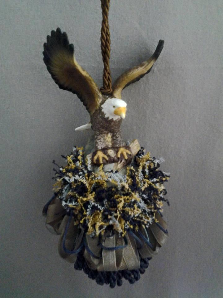 Eagle Tassel | www.classictasselsandmore.com