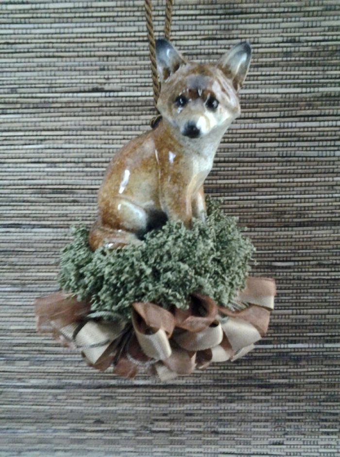 Sedgefield Fox Tassel | www.classictasselsandmore.com