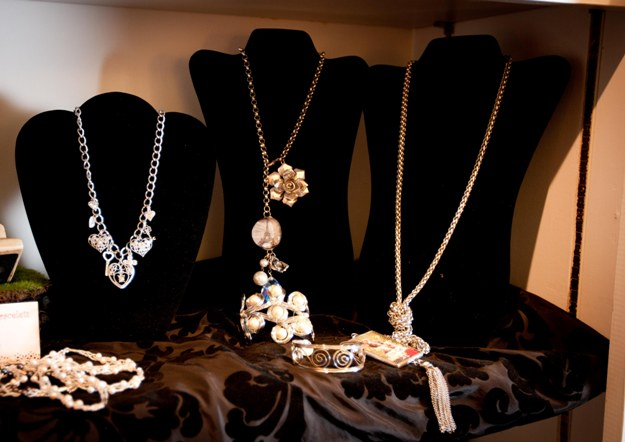 Jewelry at The Curious Peddler