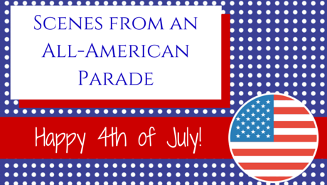 4th of July Parade Cover