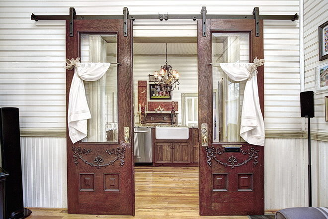 6Mint Hill - Kitchen Doors