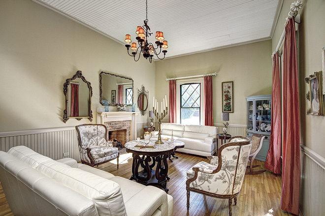 82Mint Hill - Sitting Room