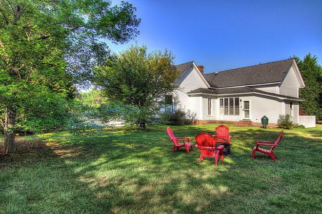 92Mint Hill - Backyard
