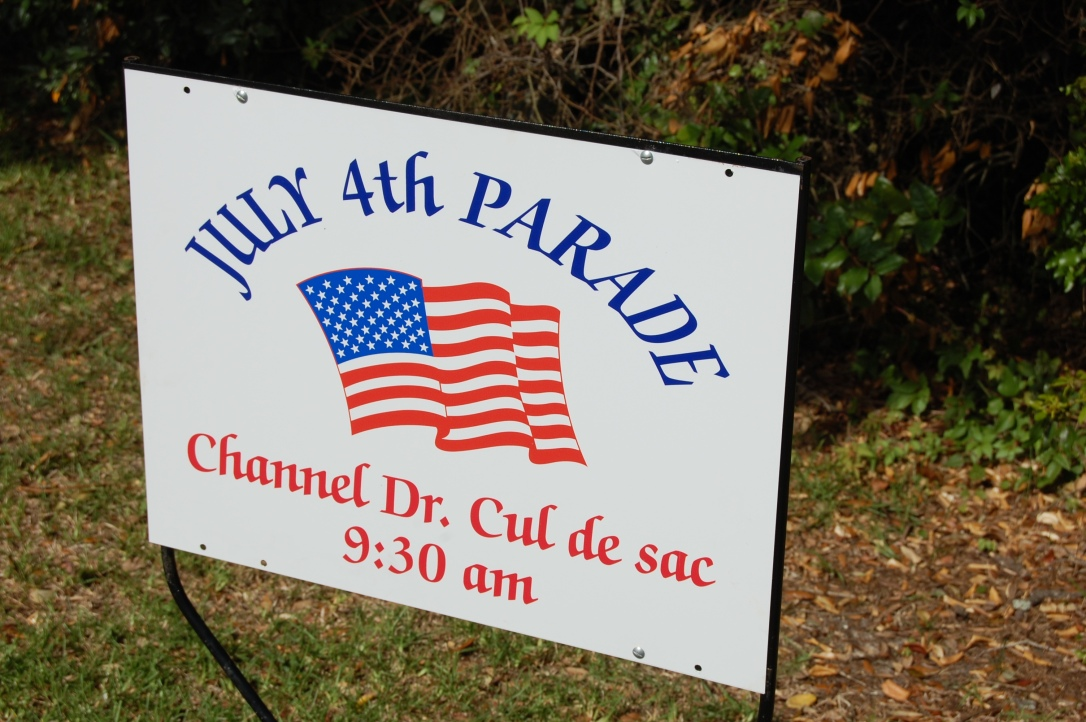 July 4th Parade with Classic Tassels and More