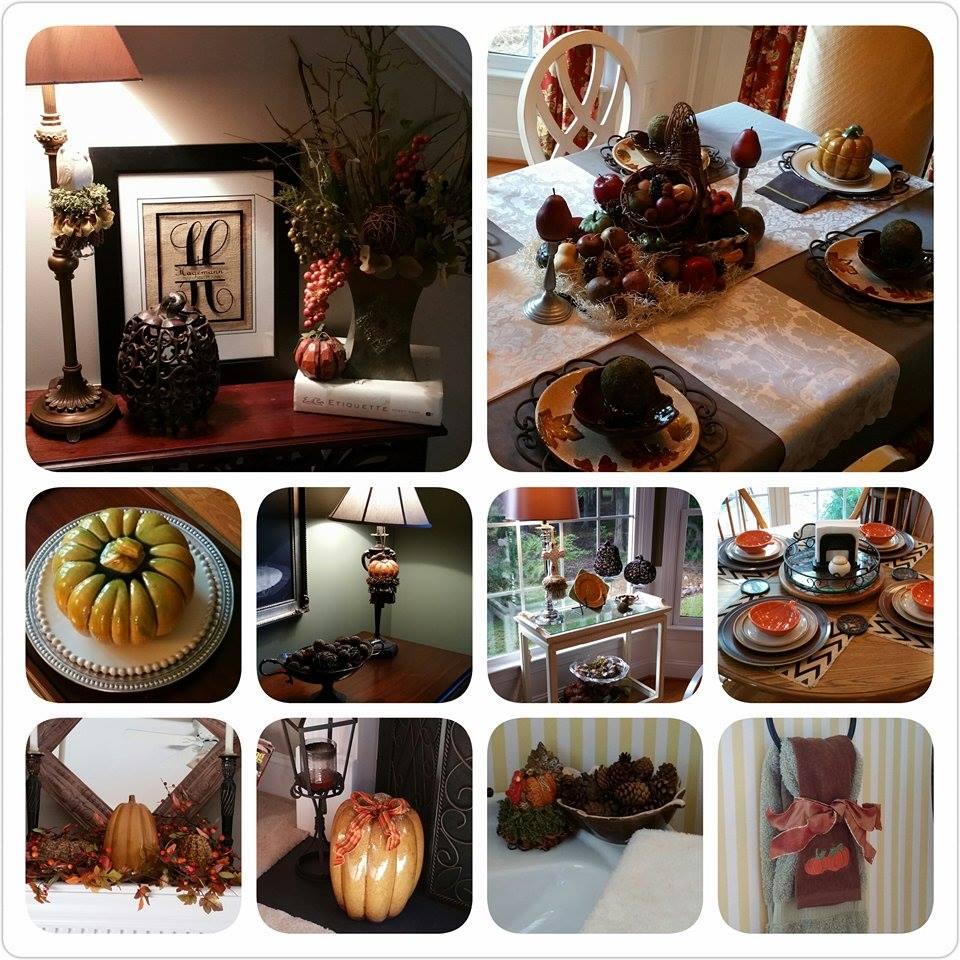 Fall Decor 2015|classictasselsandmore.com
