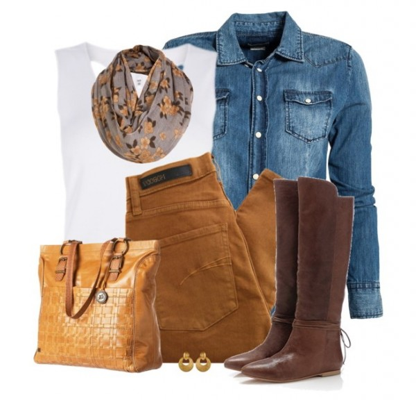 Jeans and Boots for the Fall|classictasselsandmore.com