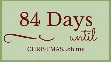 there are 84 days until christmas are you ready design impressions