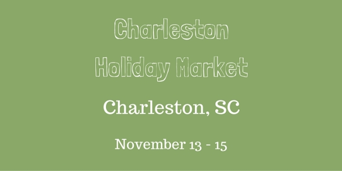 Charleston Holiday Market 2015-classictasselsandmore.com