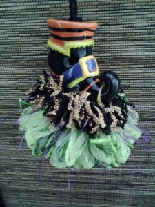 Witches Boot Tassel|classictasselsandmore.com