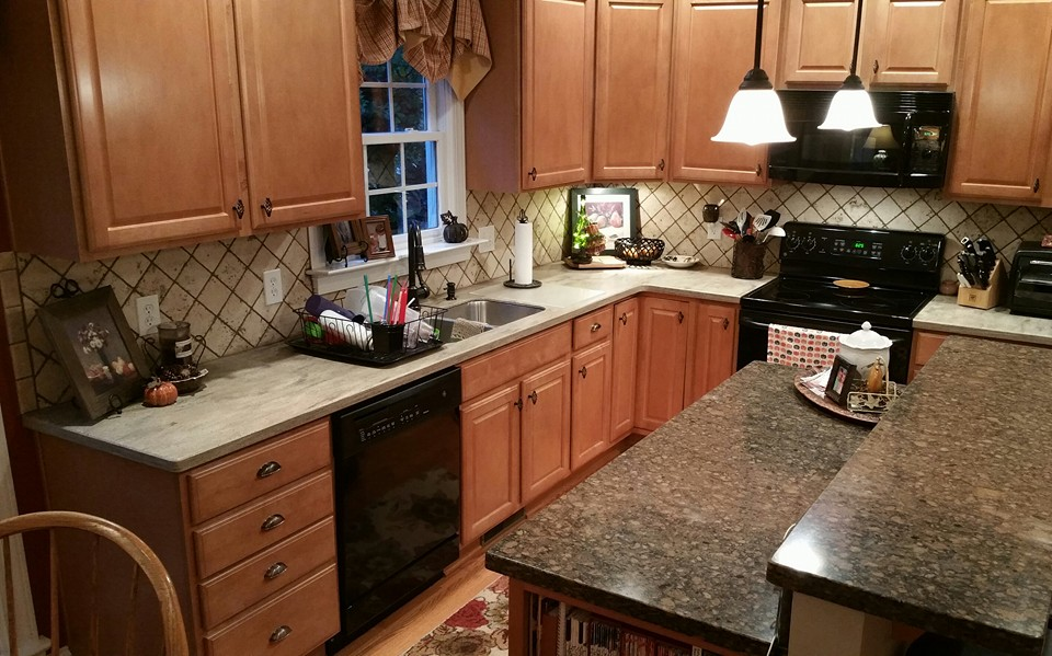 Before and After Pictures: A Kitchen Renovation Project|After2|classictasselsandmore.com