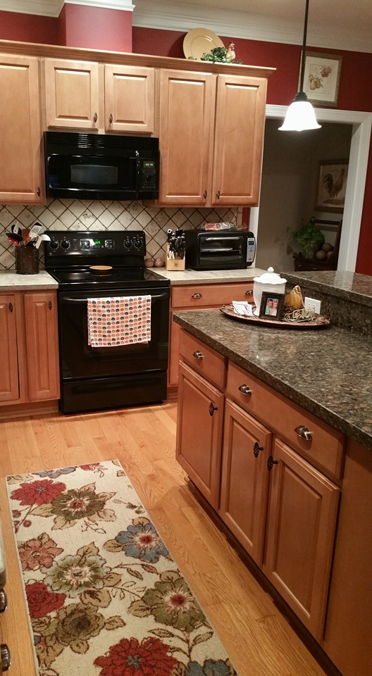 Before and After Pictures: A Kitchen Renovation Project|After4|classictasselsandmore.com