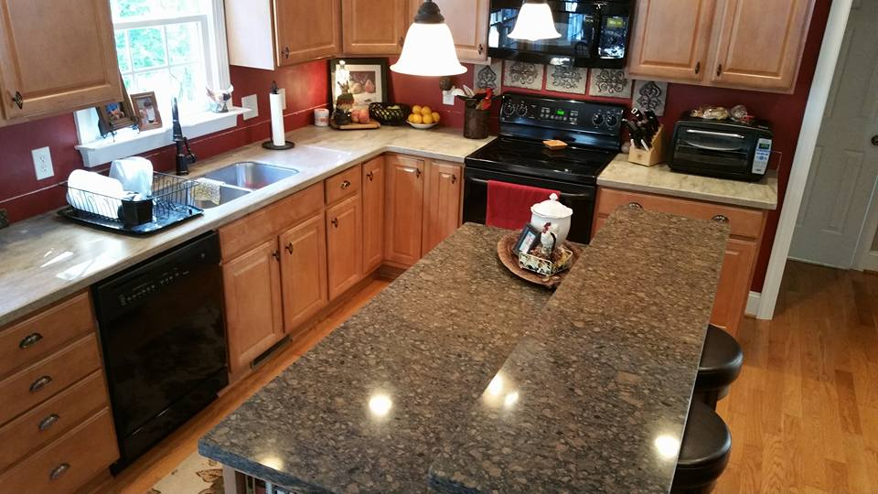Before and After Pictures: A Kitchen Renovation Project|CounterInstall8|classictasselsandmore.com