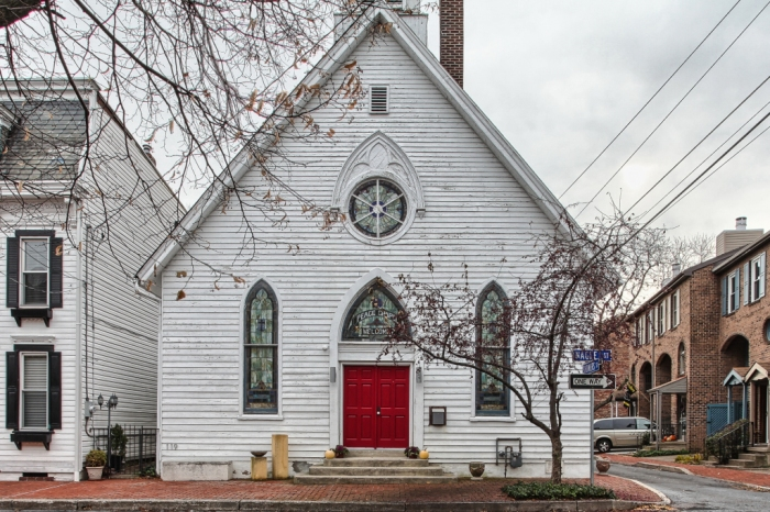 Vote for the Most Unique Home of 2015-church|classictasselsandmore.com