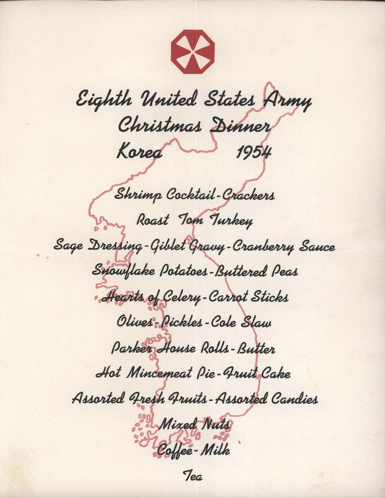 A Yummy Look Back in Time: Vintage Christmas Menus-korea|classictasselsandmore.com