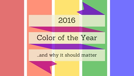 Pantone Announces 2016 Color of the Year...and Why it Should Matter|classictasselsandmore.com