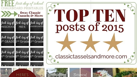 Top Ten Posts of 2015-cover|classictasselsandmore.com