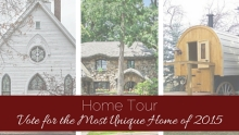 Vote for the Most Unique Home of 2015|classictasselsandmore.com