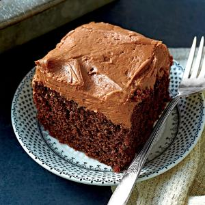 National Chocolate Cake Day: Which Cake Would You Bake?-Chocolate Mayonnaise Cake-SL|classictasselsandmore.com
