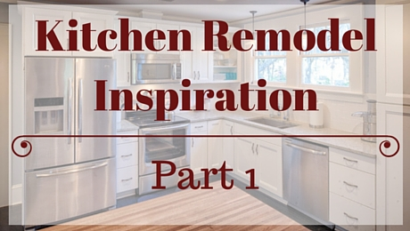Kitchen Remodel Inspiration-:Part 1|classictasselsandmore.com