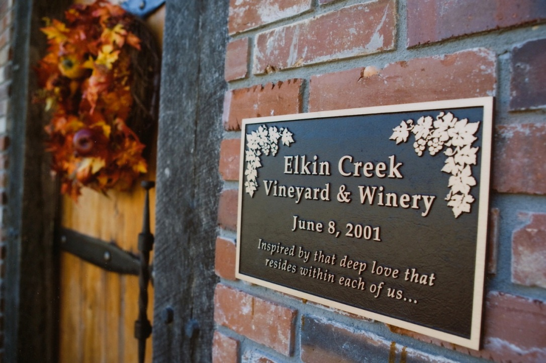 Elkin Creek Winery