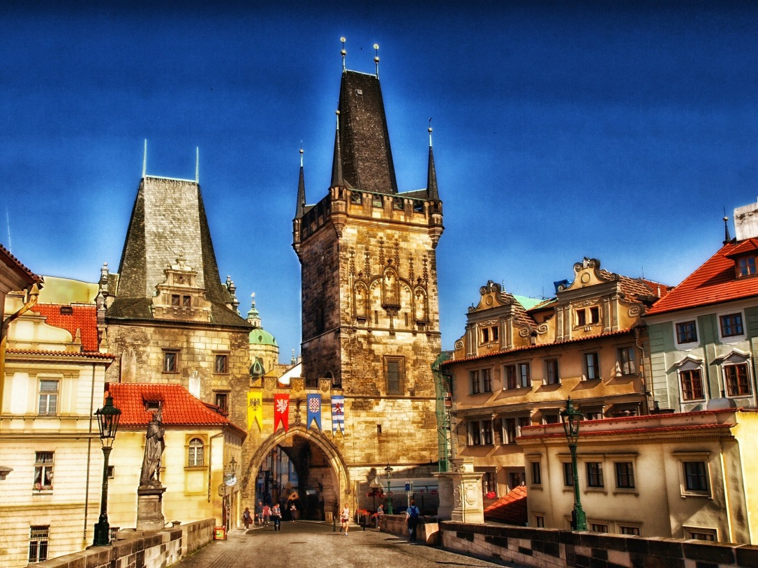 Tassels that Travel: We're Going Places in 2016-Prague|classictasselsandmore.com