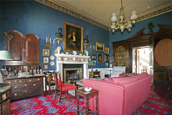 Home Tour: Glin Castle in County Limerick, Ireland5|classictasselsandmore.com