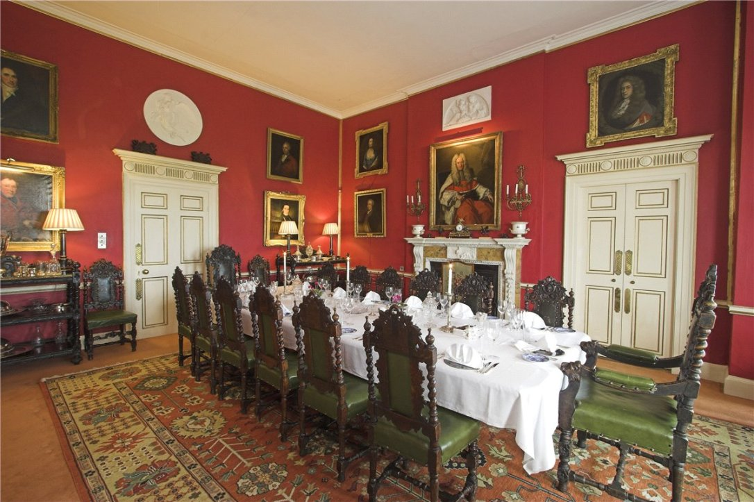Home Tour: Glin Castle in County Limerick, Ireland6|classictasselsandmore.com