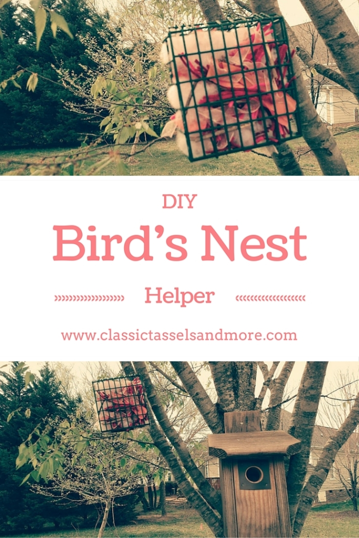 DIY Bird's Nest Helper1102|classictasselsandmore.com
