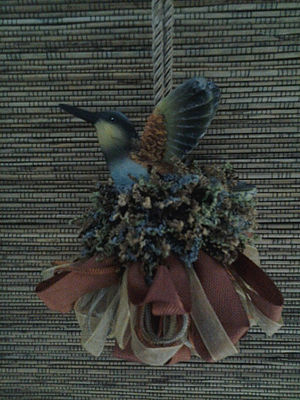 Hummingbird One Tassel|classictasselsandmore.com