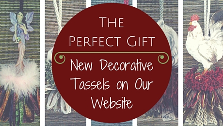 The Perfect Gift: New Decorative Tassels on Our Website|classictasselsandmore.com