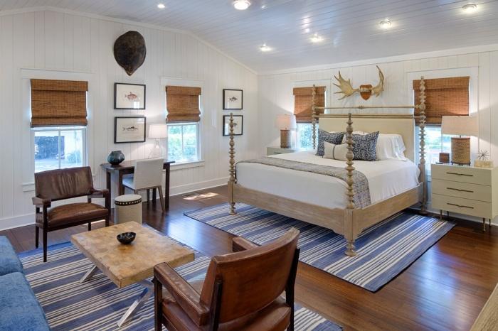 Home Tour: Nautical Decor in Savannah, GA | www.classictasselsandmore.com