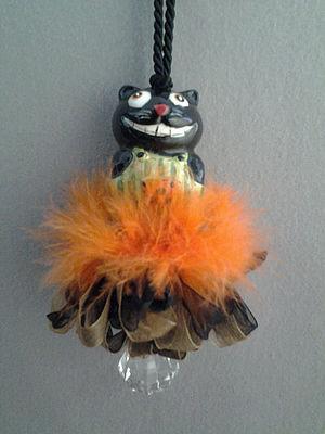 Black Cat Tassel | www.classictasselsandmore.com