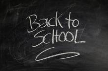 A July Mood Board: It's Back to School Season   www.classictasselsandmore.com