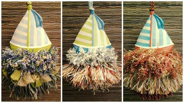 Sailboat Tassels | www.classictasselsandmore.com